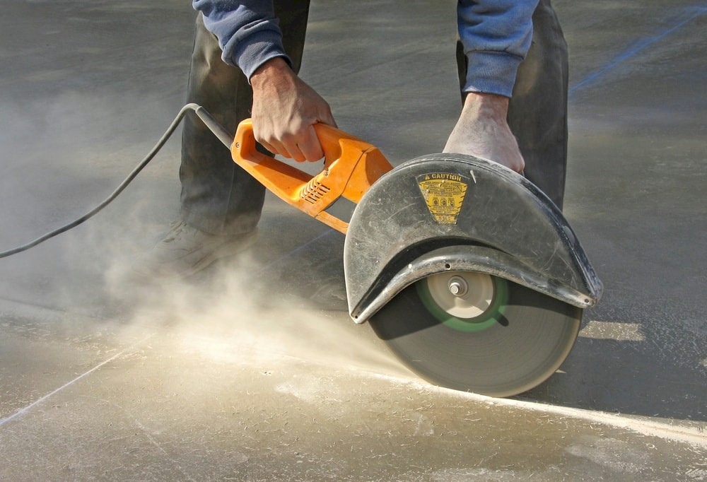 Silica Dust Extraction